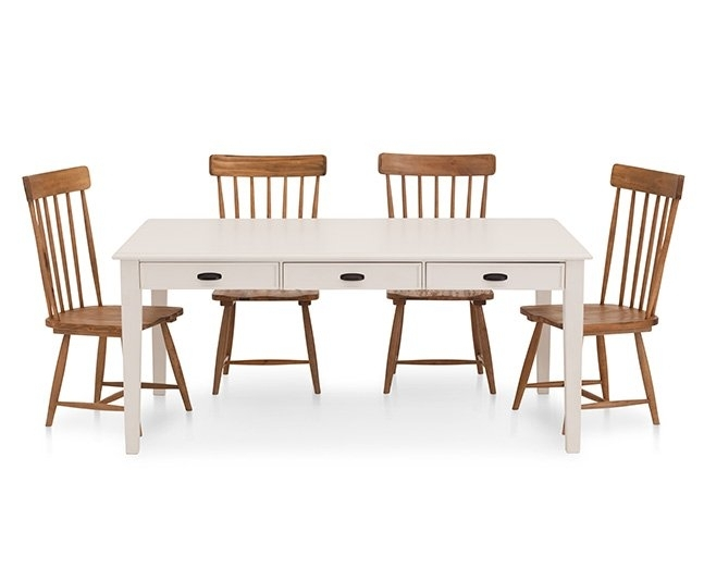 Magnolia Home 5 Pc (View 8 of 25)