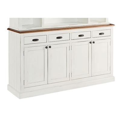 Magnolia Home Buffets Farmhouse 6010628Dw Bakers Pantry Base (Buffet Regarding Magnolia Home White Keeping 96 Inch Dining Tables (View 20 of 25)