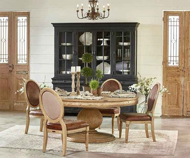 Magnolia Home Dining Chairs Magnolia Home Furniture Salvage And Intended For Magnolia Home Sawbuck Dining Tables (Image 11 of 25)
