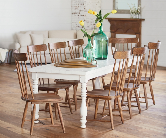 Magnolia Home Dining – Sigman Mills Furniture In Magnolia Home Keeping Dining Tables (Image 7 of 25)