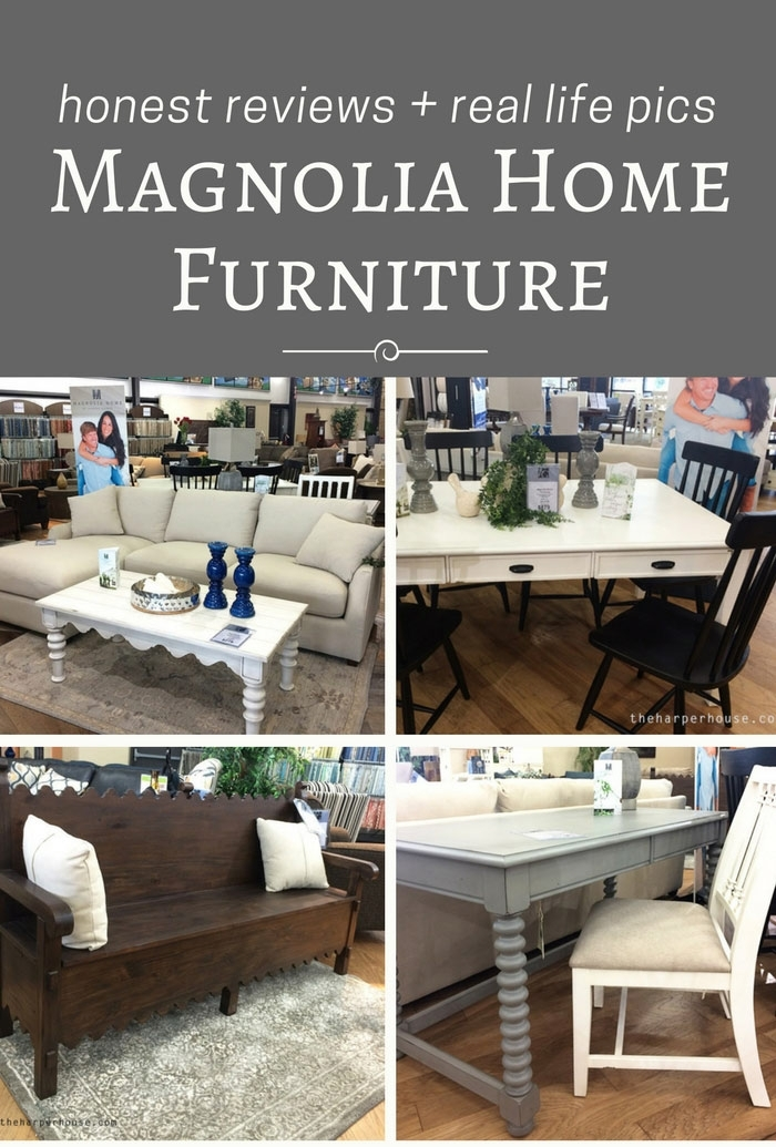 Magnolia Home Furniture – Real Life Opinions | The Harper House With Magnolia Home Keeping Dining Tables (Image 14 of 25)