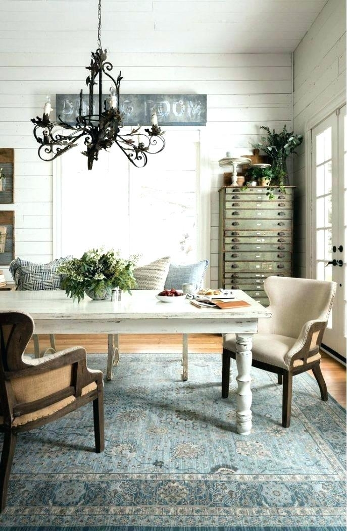 Magnolia Home Furniture Reviews Magnolia Home Dining Table Home Intended For Magnolia Home Sawbuck Dining Tables (View 22 of 25)