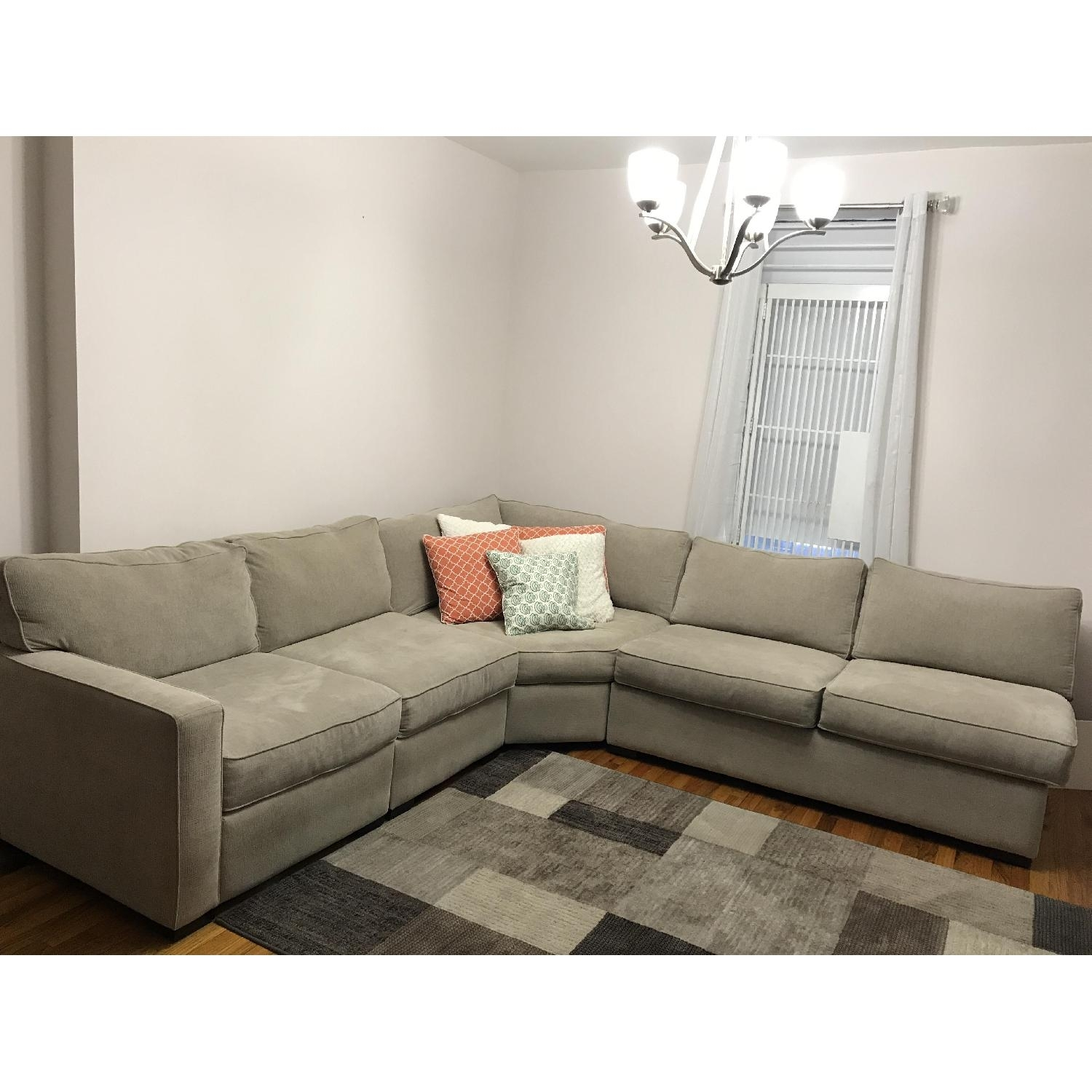 Magnolia Home Joanna Gaines Homestead Threece Sectional Sofa Destin With Regard To Magnolia Home Homestead 4 Piece Sectionals By Joanna Gaines (View 5 of 25)