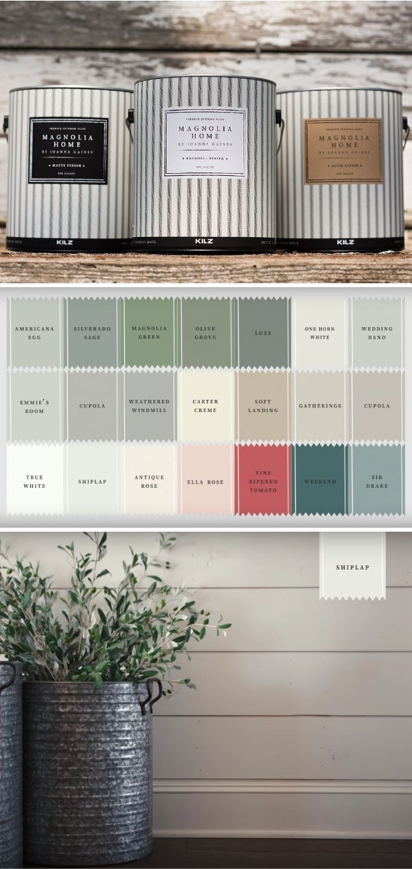 Magnolia Home Paint Now At | Magnolia Home Paint At Hirshfield's Pertaining To Magnolia Home Array Dining Tables By Joanna Gaines (Image 20 of 25)