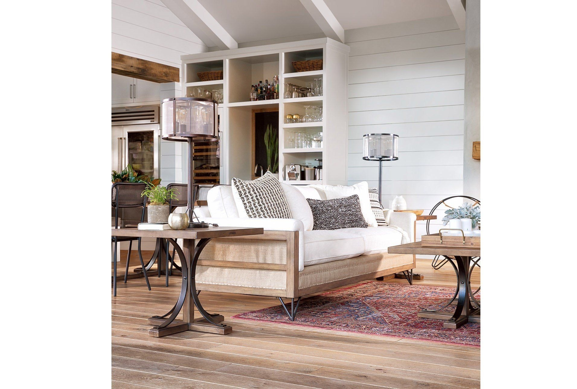 Magnolia Home Paradigm Sofajoanna Gaines   Wall Treatments Inside Magnolia Home Homestead 4 Piece Sectionals By Joanna Gaines (View 17 of 25)