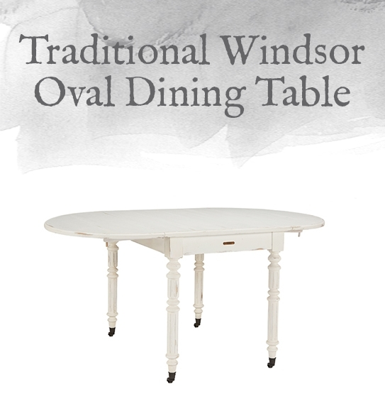 Magnolia Home Preview: Traditional Collection | Designgahs For Magnolia Home English Country Oval Dining Tables (Image 21 of 25)