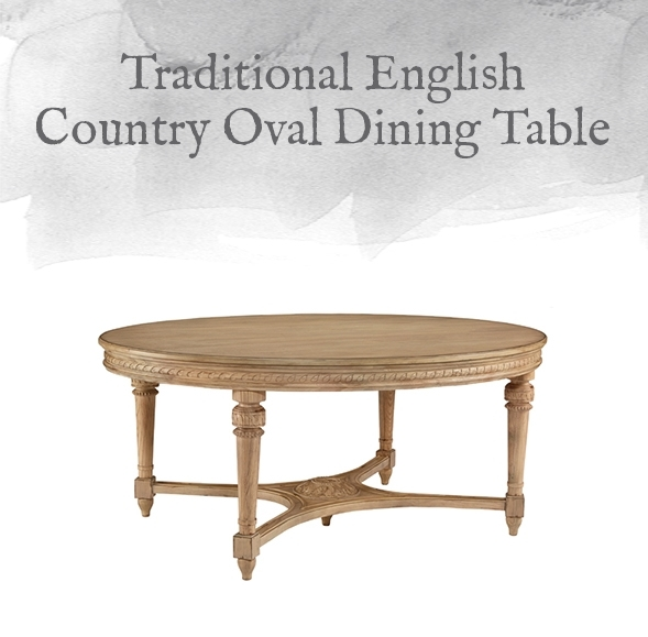 Magnolia Home Preview: Traditional Collection | Designgahs Throughout Magnolia Home English Country Oval Dining Tables (View 7 of 25)