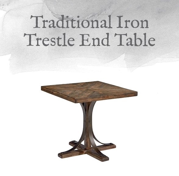 Magnolia Home Preview: Traditional Collection | Designgahs Within Magnolia Home Shop Floor Dining Tables With Iron Trestle (View 11 of 25)