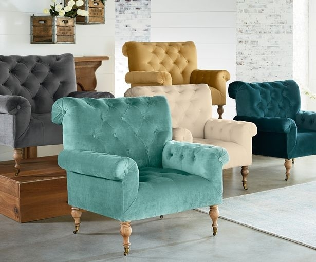 Magnolia Home Preview: Upholstered Living Room Collection | Chip With Regard To Magnolia Home Array Dining Tables By Joanna Gaines (View 12 of 25)