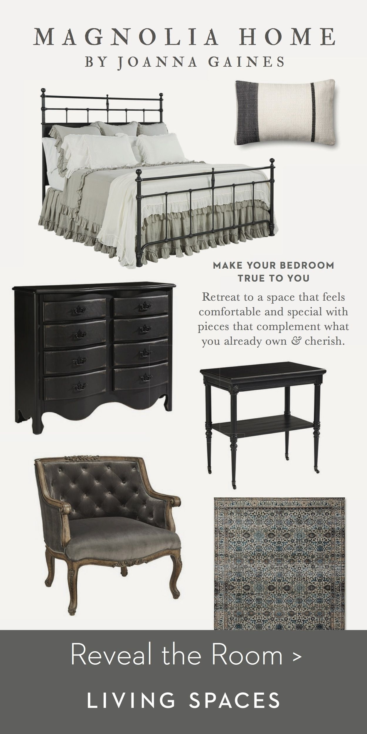 Magnolia Homejoanna Gaines| Bedroom Inspiration (Image 23 of 25)