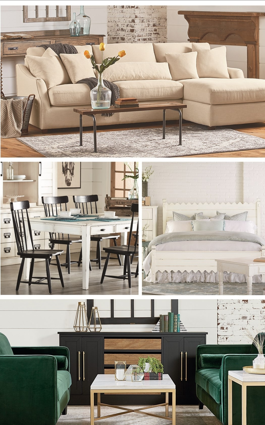Magnolia Homejoanna Gaines   Jacksonville, Gainesville, Palm Intended For Magnolia Home Homestead 3 Piece Sectionals By Joanna Gaines (Image 22 of 25)