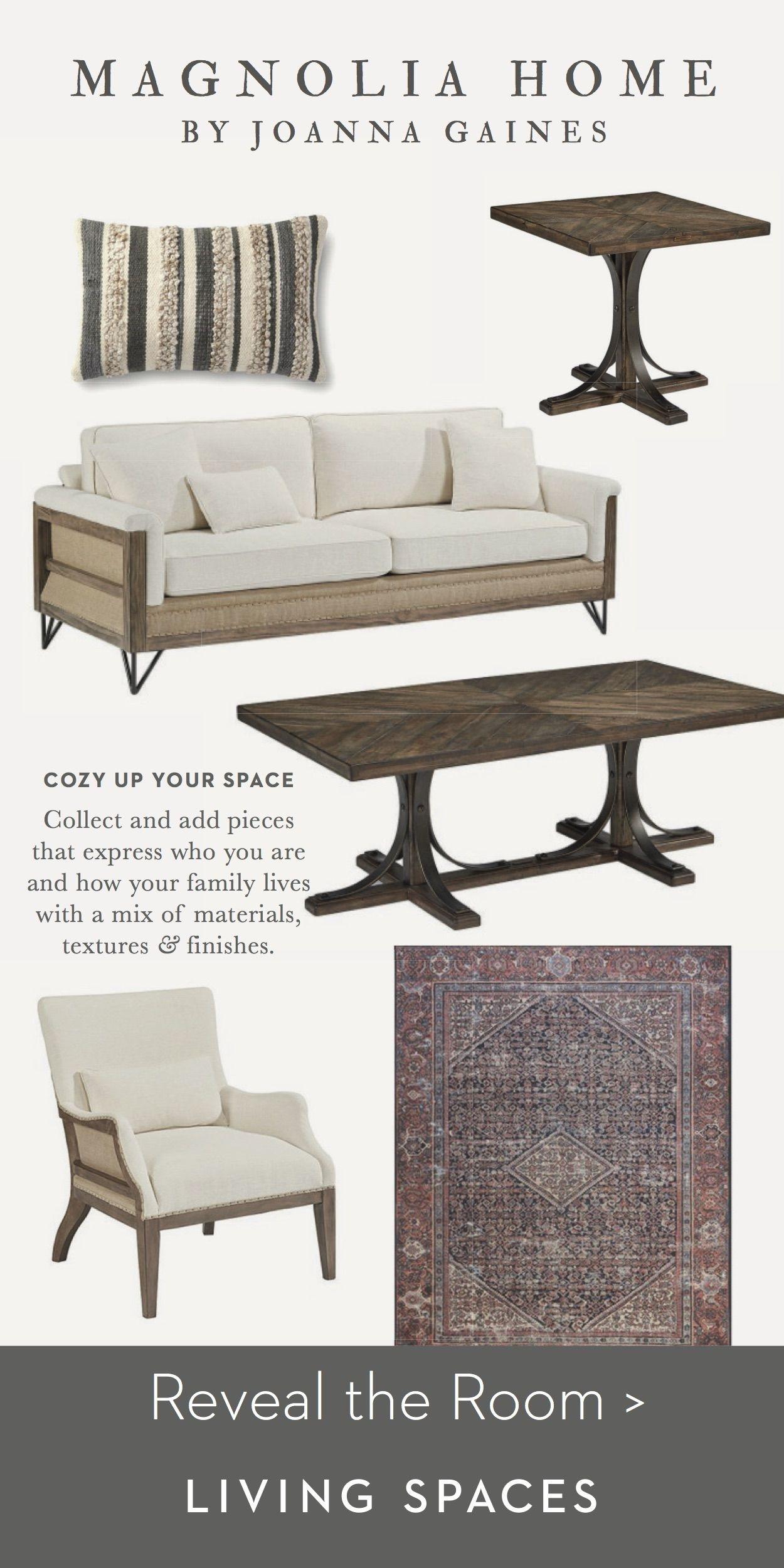 Magnolia Homejoanna Gaines| Living Room Inspiration (Image 25 of 25)