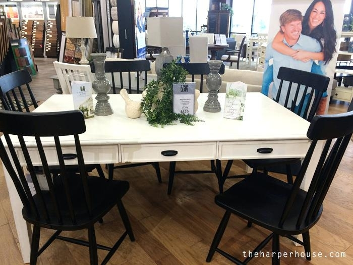 Magnolia Table – Rileywranglers Pertaining To Magnolia Home Shop Floor Dining Tables With Iron Trestle (View 8 of 25)