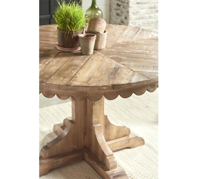 Magnolia Table – Rileywranglers With Regard To Magnolia Home Top Tier Round Dining Tables (View 8 of 25)