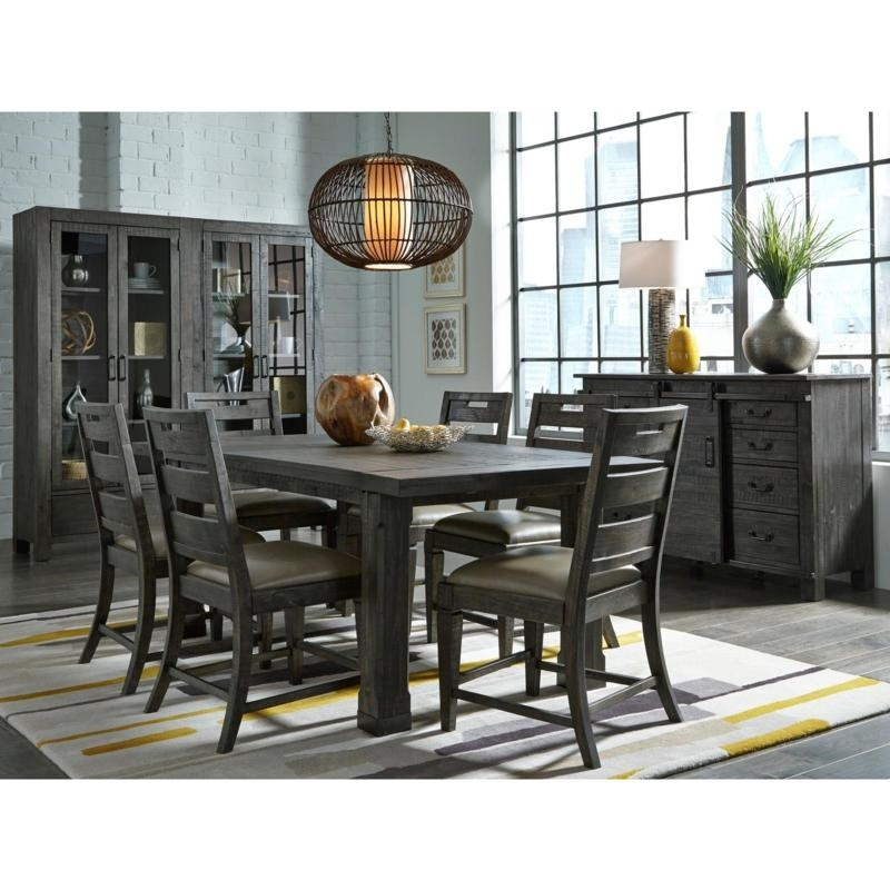 Magnussen Dining Tables Abington D3804 20 Dining Table (Rectangle Within Edmonton Dining Tables (View 19 of 25)