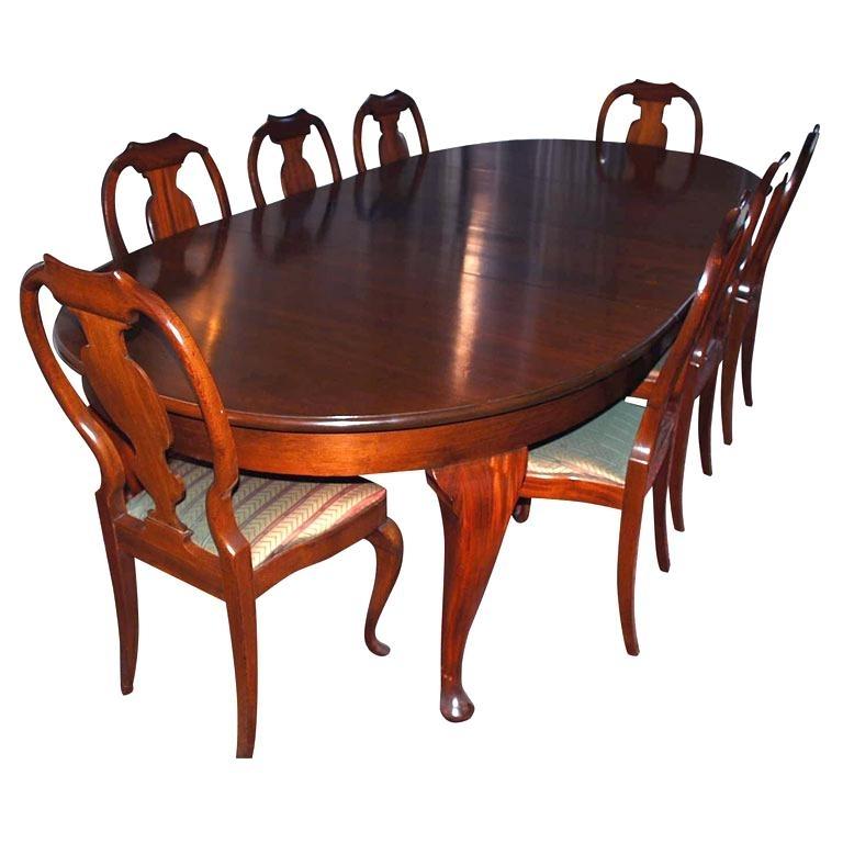 Mahogany Dining Room Table Antique Mahogany Dining Room Sets For Within Mahogany Dining Tables Sets (Image 15 of 25)
