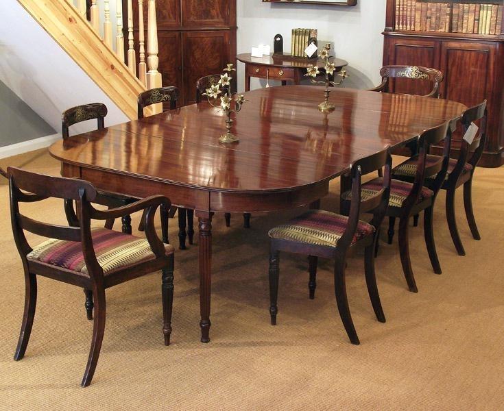 Mahogany Dining Table Sets Mahogany Dining Table Set Luxury Dining With Regard To Mahogany Dining Tables Sets (View 19 of 25)