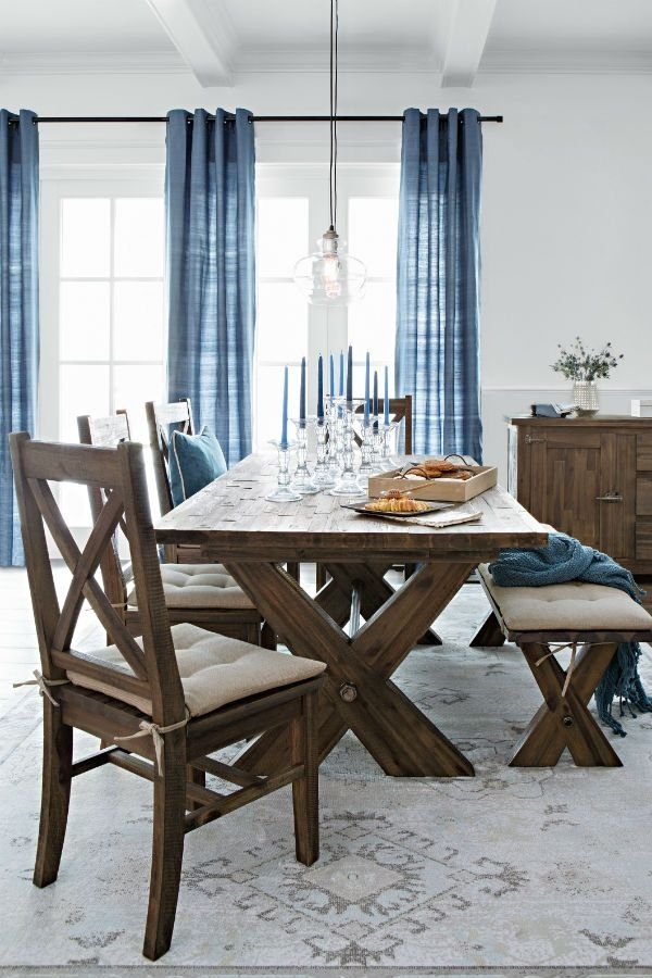 Mallard 6 Piece Extension Dining Set | Dining Rooms | Pinterest Within Mallard 7 Piece Extension Dining Sets (View 4 of 25)