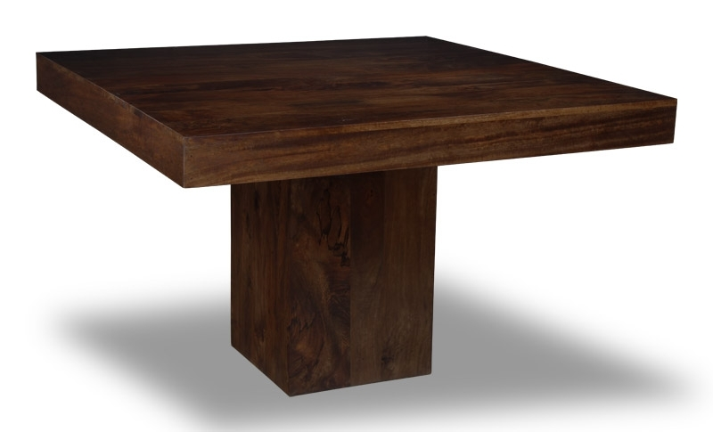Mango 120Cm Cube Dining Table | Trade Furniture Company™ In Cube Dining Tables (View 9 of 25)