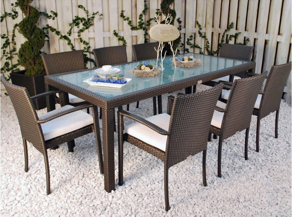 """Marbella 36"""" Square Dining Table – Dining Tables From Kannoa Intended For Marbella Dining Tables (Image 15 of 25)"""