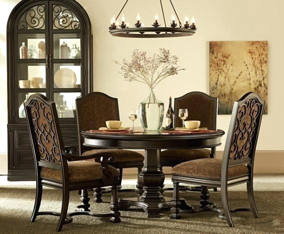 Marbella Dining Table Noir – Alpenduathlon In Marbella Dining Tables (View 8 of 25)