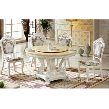 Marble Stone Dining Tables And Chairs Sets For Home And Restaurant Inside Stone Dining Tables (View 21 of 25)