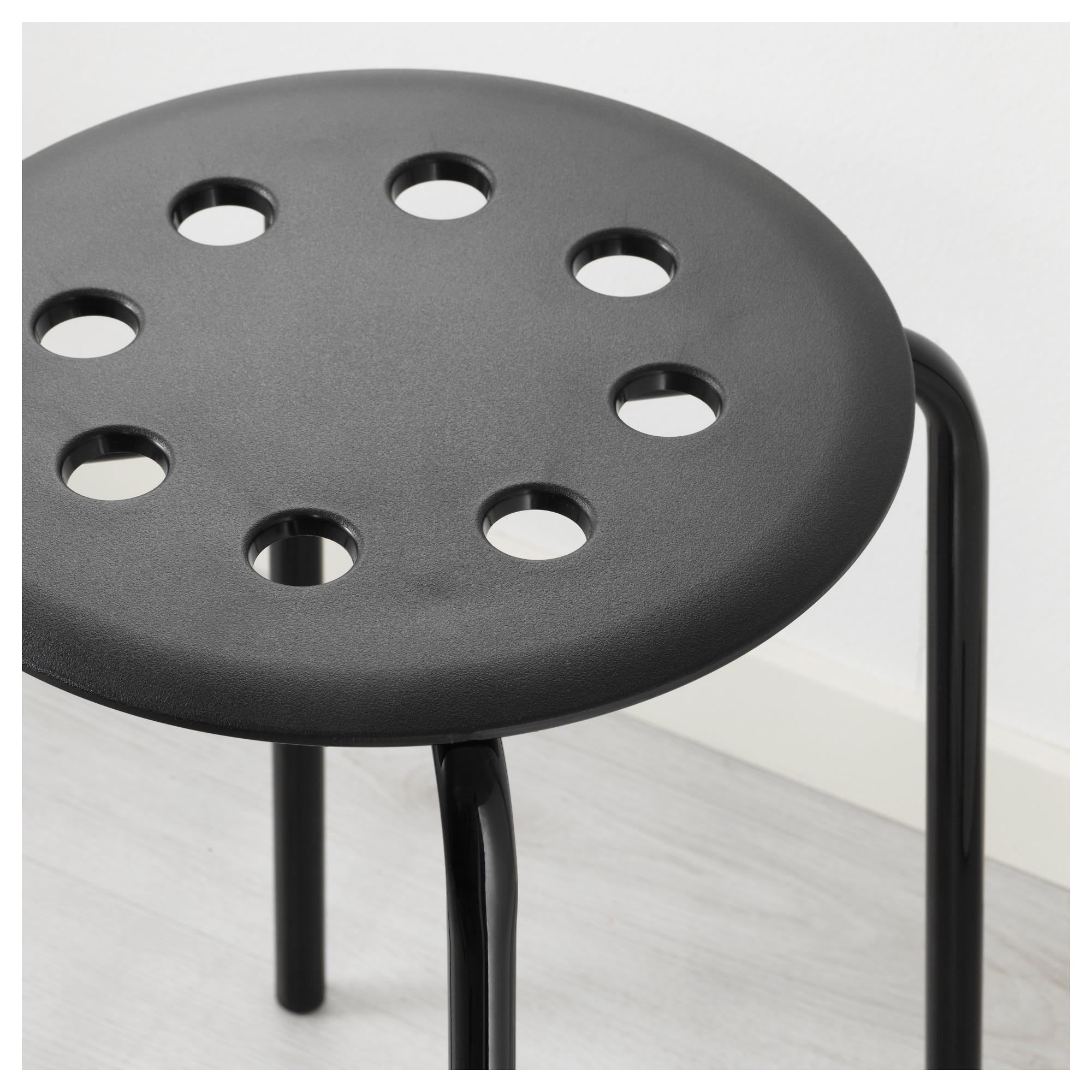 Marius Stool – Ikea Regarding Marius Dark Grey 3 Piece Sectionals (View 17 of 25)