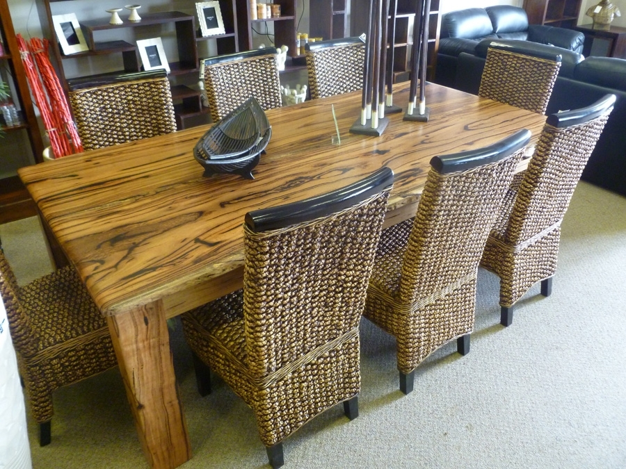 Marri Slab Dining Table « Arcadian Concepts – Specialising In Solid For Perth Dining Tables (Image 15 of 25)