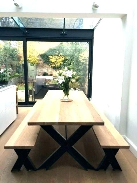 Marvellous Corner Dining Room Table With Bench Corner Dining Tables Pertaining To Small Dining Tables And Bench Sets (Image 18 of 25)