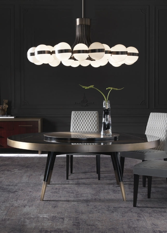 Mayfair – Gianfranco Ferrè Home In Mayfair Dining Tables (Image 11 of 25)