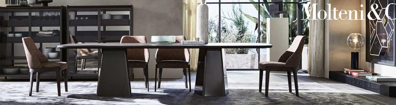 Mayfair Tablemolteni | Cattelan | Arredamenti E Design Inside Mayfair Dining Tables (View 12 of 25)