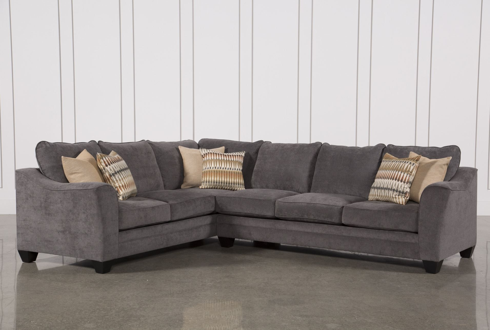 Mesa Foam 2 Piece Sectional | For The Home | Pinterest | Mesas For Sierra Down 3 Piece Sectionals With Laf Chaise (Image 18 of 25)