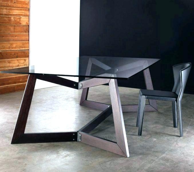 Metal Base For Dining Table – Kuchniauani With Contemporary Base Dining Tables (Image 16 of 25)