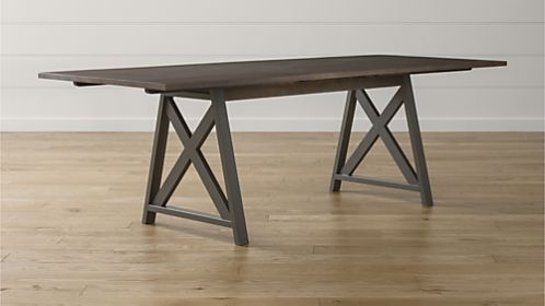 Metra Extension Dining Table | Ideas For The House | Pinterest Within Rocco 7 Piece Extension Dining Sets (View 11 of 25)