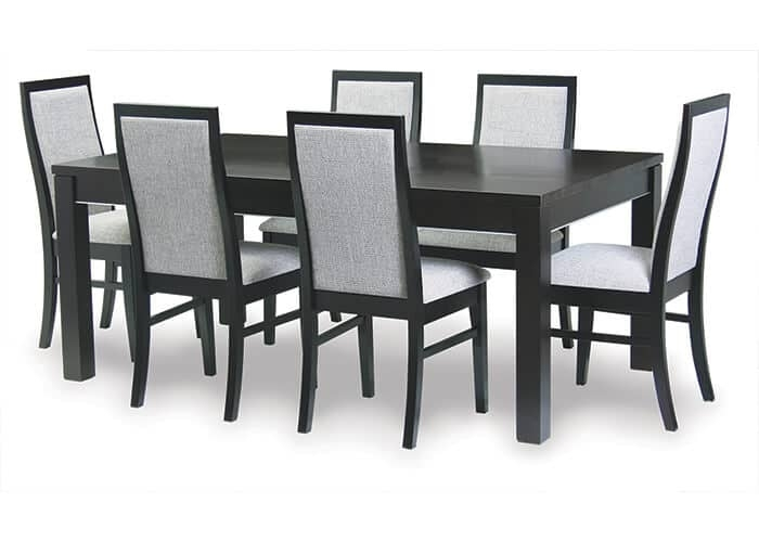 Metro 1800 X 1050 Dining Table | Coastwood Furniture For Metro Dining Tables (Image 7 of 25)