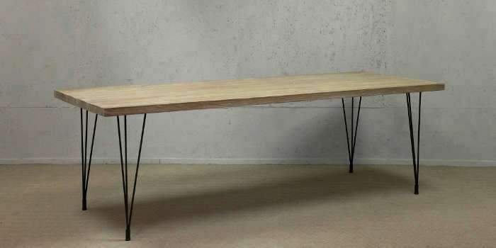 Metro Dining Table – Velvet Home & Living Intended For Metro Dining Tables (View 25 of 25)