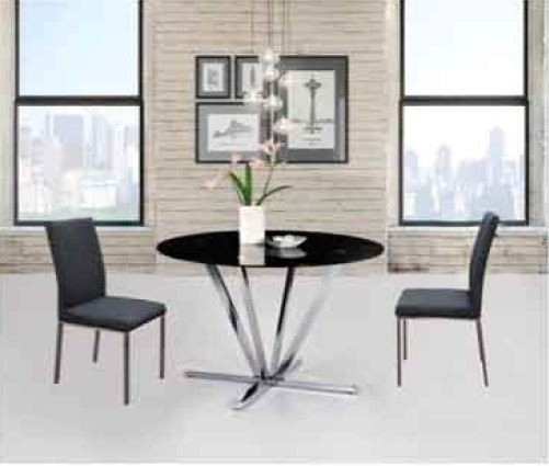Metro Round Dining Set – Shop For Affordable Home Furniture, Decor Regarding Metro Dining Tables (View 16 of 25)