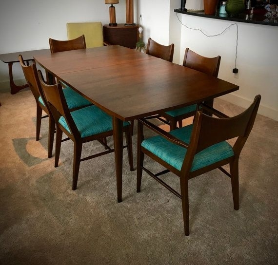 Mid Century Modern Sagabroyhill Premier Brasilia Dining Table In Outdoor Brasilia Teak High Dining Tables (Image 11 of 25)
