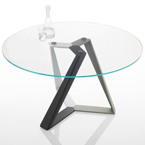 Millennium Round Extension Table – Property Furniture Within Lassen Extension Rectangle Dining Tables (Image 19 of 25)