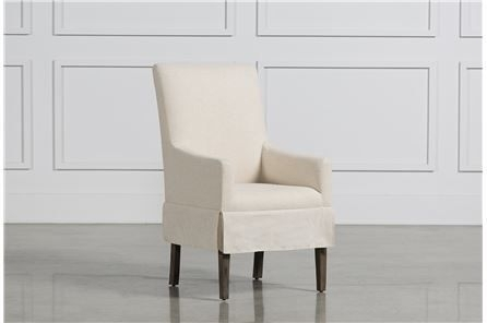 Mindy Slip Cover Side Chair – Main | Dining Chairs For L | Pinterest With Regard To Combs 5 Piece 48 Inch Extension Dining Sets With Mindy Side Chairs (View 4 of 25)