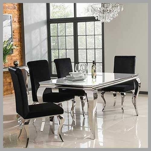 Mirrored Dining Table For Sale Inspirational Dining Mirror Table For Inside Mirror Glass Dining Tables (Image 17 of 25)