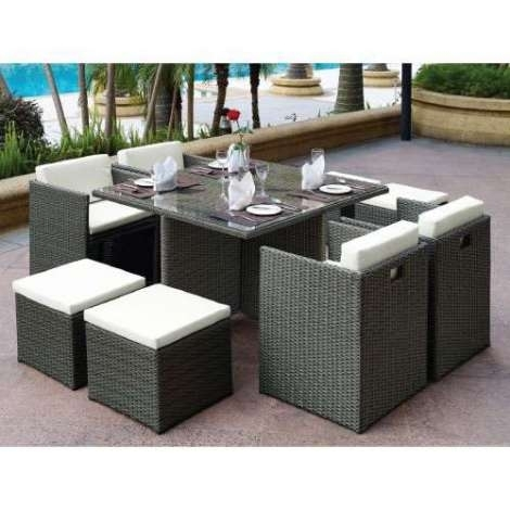 Mlm 210015 Cube Dining Sets  Buy Online In Saudi Arabia | Eddy Home Throughout Cube Dining Tables (Image 22 of 25)