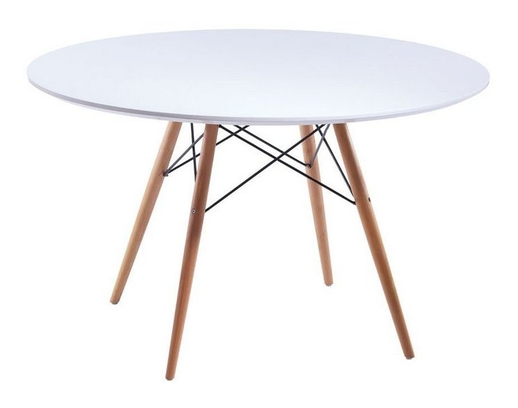 Mod Made Paris Tower Dining Table & Reviews | Wayfair Throughout Paris Dining Tables (View 22 of 25)