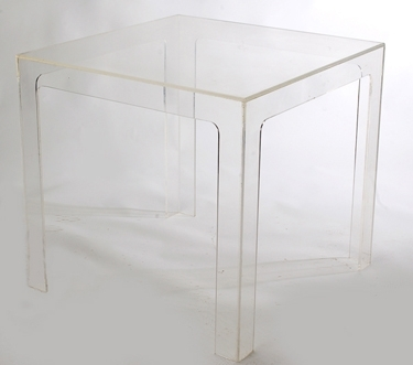 Modern Acrylic Dining Table Inside Acrylic Dining Tables (Image 17 of 25)