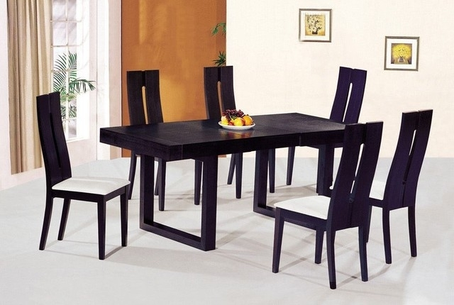 Modern Butterfly Dining Table – Home Decor Ideas Within Dining Tables And Chairs (Image 20 of 25)