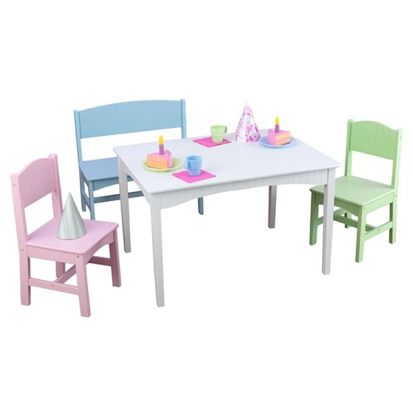 Modern & Contemporary Bench Chair | Allmodern Throughout Jaxon 6 Piece Rectangle Dining Sets With Bench & Uph Chairs (View 22 of 25)