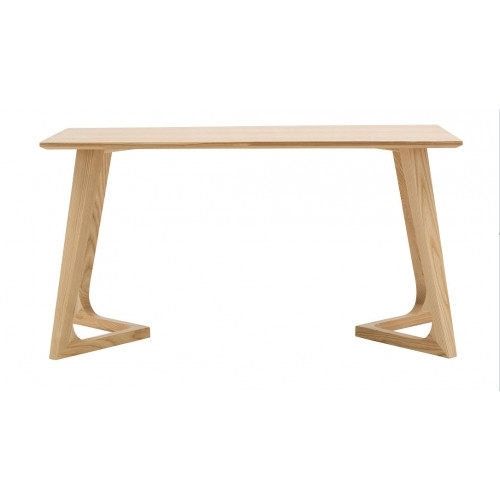 Modern Danish Dining Table 140Cm | Designer Replica Furniture Intended For Perth Dining Tables (Image 16 of 25)