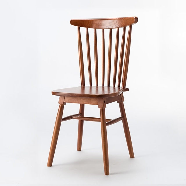 Modern Design Dining Chairs Solid Wood Dining Room Furniture Quality Intended For Wooden Dining Sets (View 24 of 25)