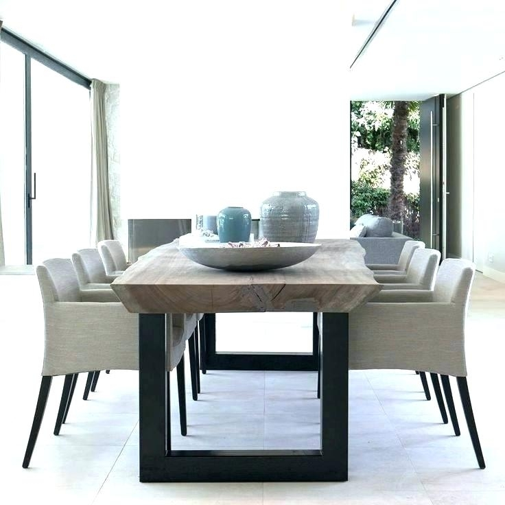 Modern Dining Room Chair – Pinklemonblog Inside Modern Dining Table And Chairs (View 17 of 25)