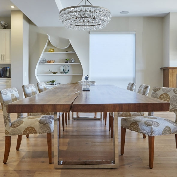 Modern Dining Room Furniture – Modern Dining Tables, Dining Chairs In Modern Dining Room Furniture (View 16 of 25)